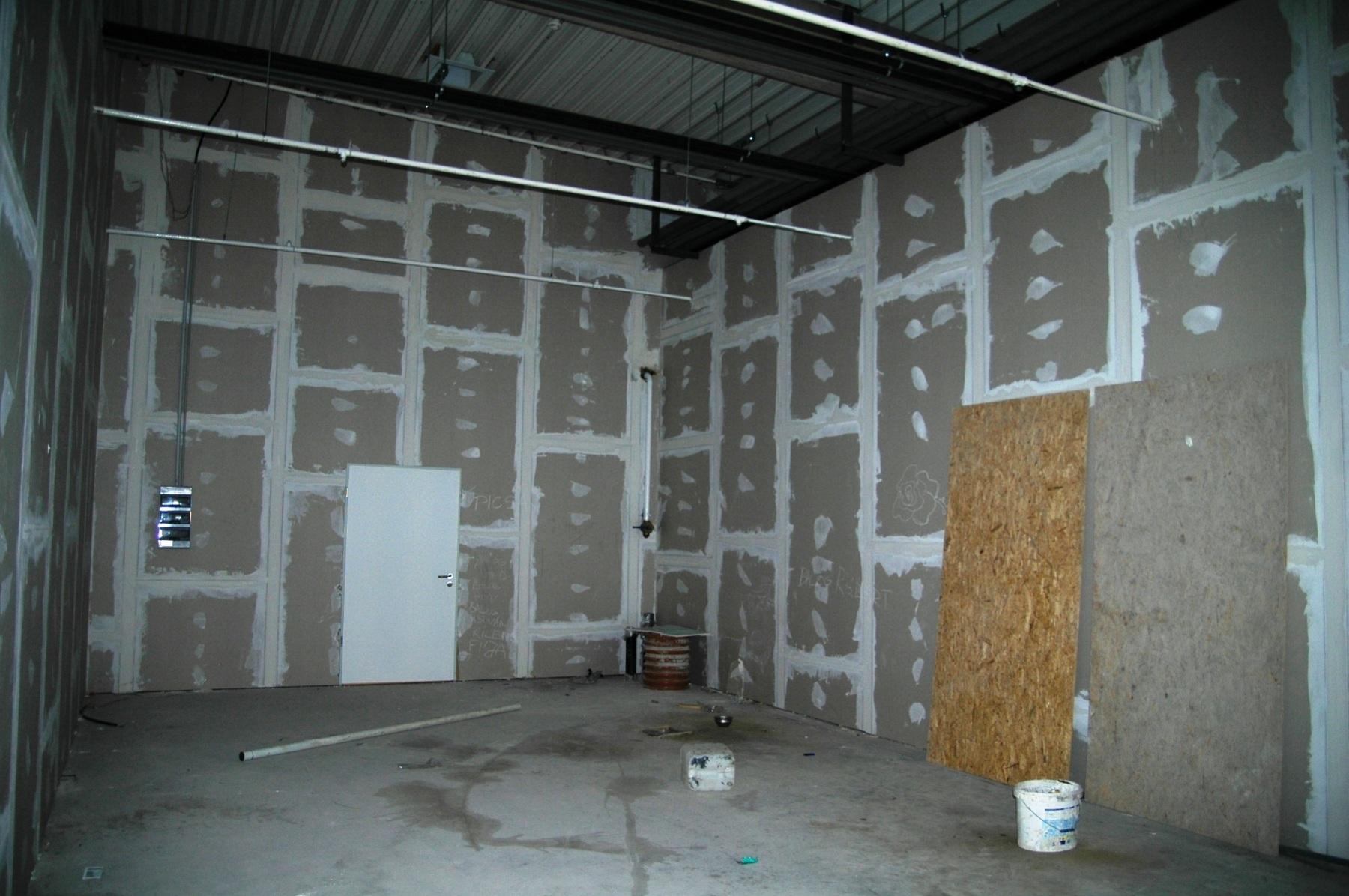gipszkarton fal szerelés